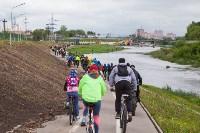 В Туле прошел большой велопарад, Фото: 114