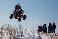 Соревнования по мотокроссу в посёлке Ревякино., Фото: 2