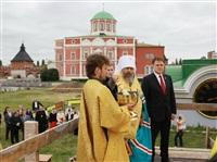Освящение колокольни, Фото: 19