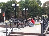 Завершается ремонт фонтана у драмтеатра, Фото: 4