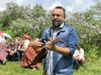 В Ясной Поляне прошел фестиваль молодежных фольклорных ансамблей «Молодо-зелено», Фото: 7