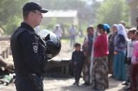 Демонтаж незаконных цыганских домов в Плеханово и Хрущево, Фото: 29