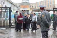 В ходе зачистки на Центральном рынке Тулы задержаны 350 человек, Фото: 4