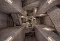 Памятник погибшим в Первой мировой, вид изнутри, Франция. Фотограф: Фрэнсис Месле, Фото: 6