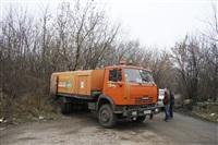 Прорыв канализации на улице Столетова, Фото: 13