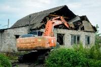 В Плеханово убирают незаконные строения, Фото: 44