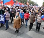 Первомайское шествие и митинг, Фото: 9