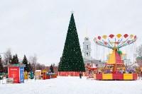 Праздничное оформление площади Ленина. Декабрь 2014., Фото: 6