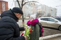 Пролетарский глава Сергей Шестаков поднял тулячкам настроение, Фото: 40
