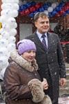 Груздев вручил ключи от социального жилья в Богородицке. 1 апреля 2014, Фото: 8
