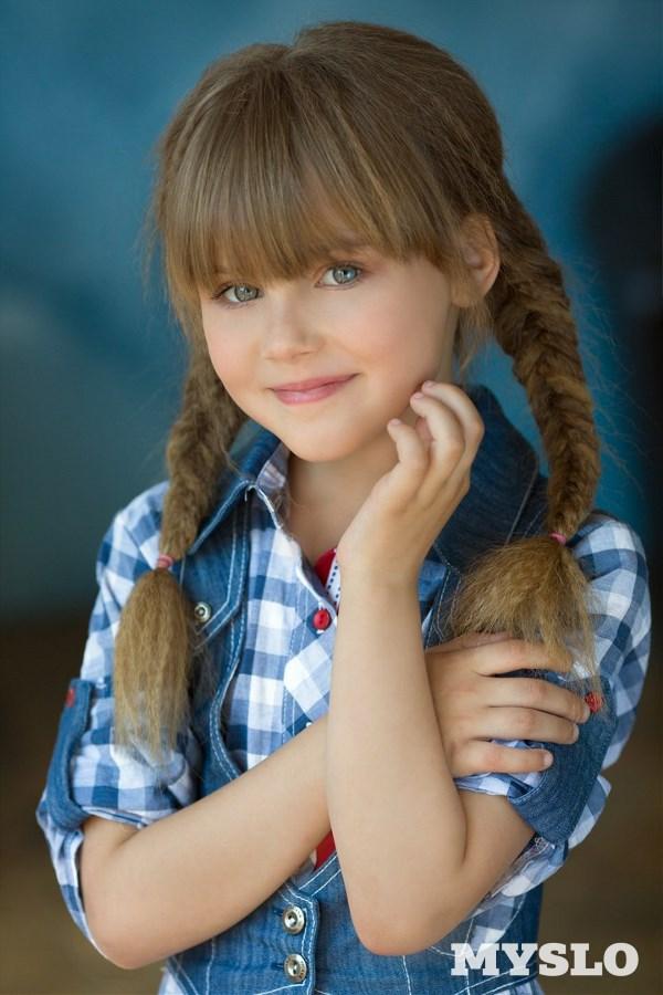 Татьяна Митяева, 7 лет