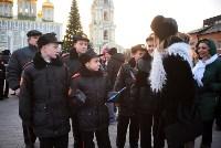 В Тульском кремле открылась новогодняя елка, Фото: 2