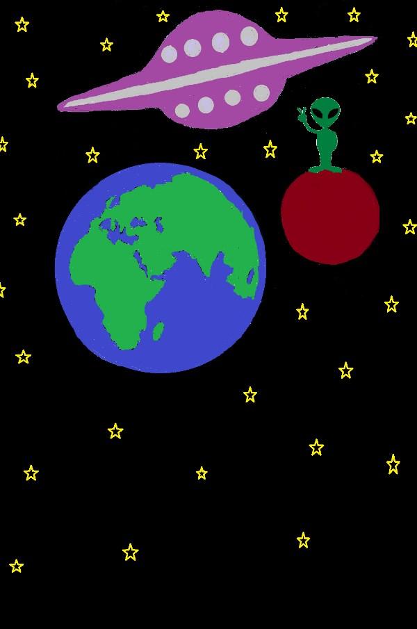 Афонина Анна, 18 лет .Землей можно любоваться бесконечно. Пейзажи, видимые из космоса, приковывают все внимание, поражают и восхищают, дают возможность по достоинству оценить все величие и красоту нашей планеты.