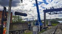Демонтаж трубопровода у Восточного обвода, Фото: 12