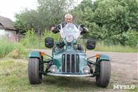 Трайк-«франкенштейн» из Донского, Фото: 3