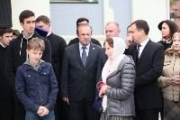 Освящение храма Дмитрия Донского в кремле, Фото: 45