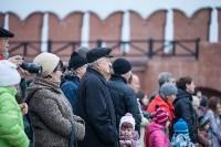 Средневековые маневры в Тульском кремле. 24 октября 2015, Фото: 44