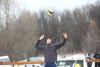 II-й турнир по волейболу на снегу., Фото: 13