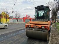В Туле начали ремонт дорог на ул. Октябрьской и ул. Металлургов, Фото: 10