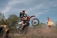 Юные мотоциклисты соревновались в мотокроссе в Новомосковске, Фото: 40