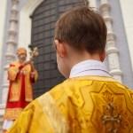 Вручение медали Груздеву митрополитом. 28.07.2015, Фото: 44