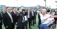 Медведев в Алексине, Фото: 15