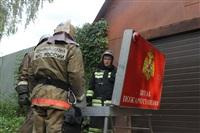 Пожар в доме по ул. Рабочий проезд. 27 сентября, Фото: 18