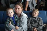 В Тулу приехали беженцы 27.06.2014, Фото: 50