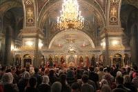 Пасхальная служба в Успенском соборе. 20.04.2014, Фото: 60