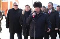 Владимир Груздев и руководители Фонда содействия реформированию ЖКХ в Кимовске , Фото: 4