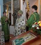 В селе Себино прошло богослужение в честь 18-летия обретения мощей святой Матроны, Фото: 29