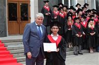Владимир Груздев поздравил выпускников магистратуры ТулГУ, Фото: 71