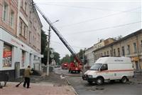 Пожар на проспекте Ленина, 30, Фото: 3