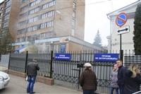 Недовольные клиенты «атаковали» офис банка «Первый Экспресс», Фото: 12