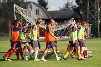 Как футболисты «Арсенала» готовятся к «Тосно», Фото: 29