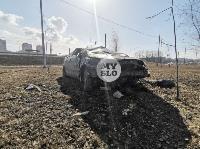 Авария на Восточном обводе в Туле, Фото: 6