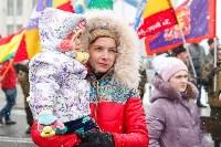 Митинг-концерт в честь годовщины присоединения Крыма к России, Фото: 24