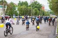 В Туле прошел большой велопарад, Фото: 86