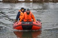 Учения спасателей на набережной Дрейера. 3 марта 2016 года, Фото: 45