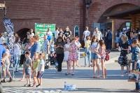 В Туле открылось новая молодежная площадка «Газон». Фоторепортаж, Фото: 31