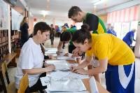 Старт тестирования комплекса ГТО в тульских школах. 16 февраля 2016 года, Фото: 6