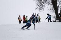 Второй этап чемпионата и первенства Тульской области по горнолыжному спорту., Фото: 24