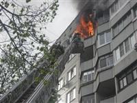 Курильщик поджег балкон своих соседей, Фото: 5