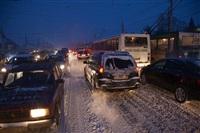 Утренние пробки в Туле, Фото: 12