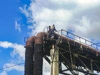 Демонтаж трубопровода у Восточного обвода, Фото: 13
