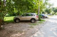 Дворовые войны в Туле: автомобилисты против безлошадных, Фото: 2