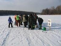 Соревнования по зимней рыбной ловле на Воронке, Фото: 42