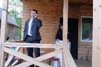 В Плеханово начали сносить дома в цыганском таборе, Фото: 44
