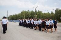 Конкурс водительского мастерства среди полицейских, Фото: 1
