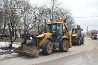 Бунт в цыганском поселении в Плеханово, Фото: 30